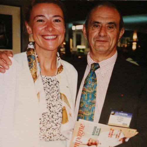 Bocuse & Manou 1986
