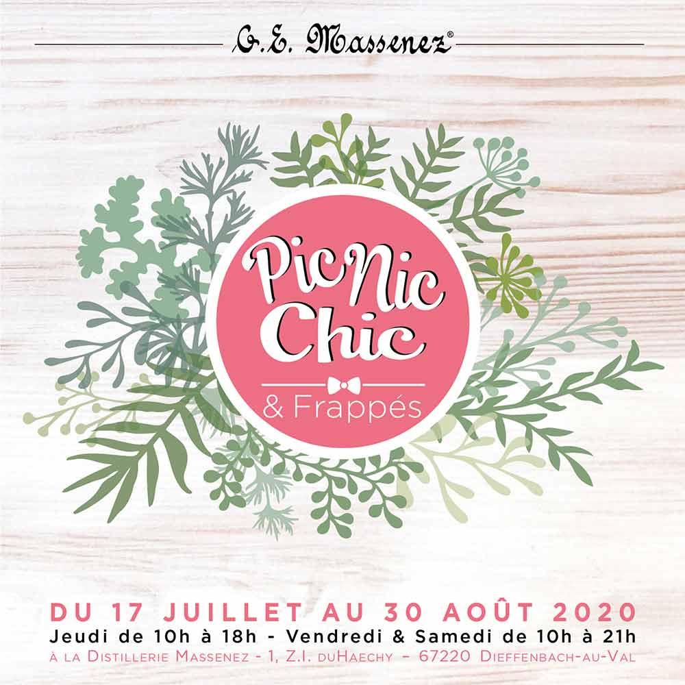 PicNic Chic & Accords frappés