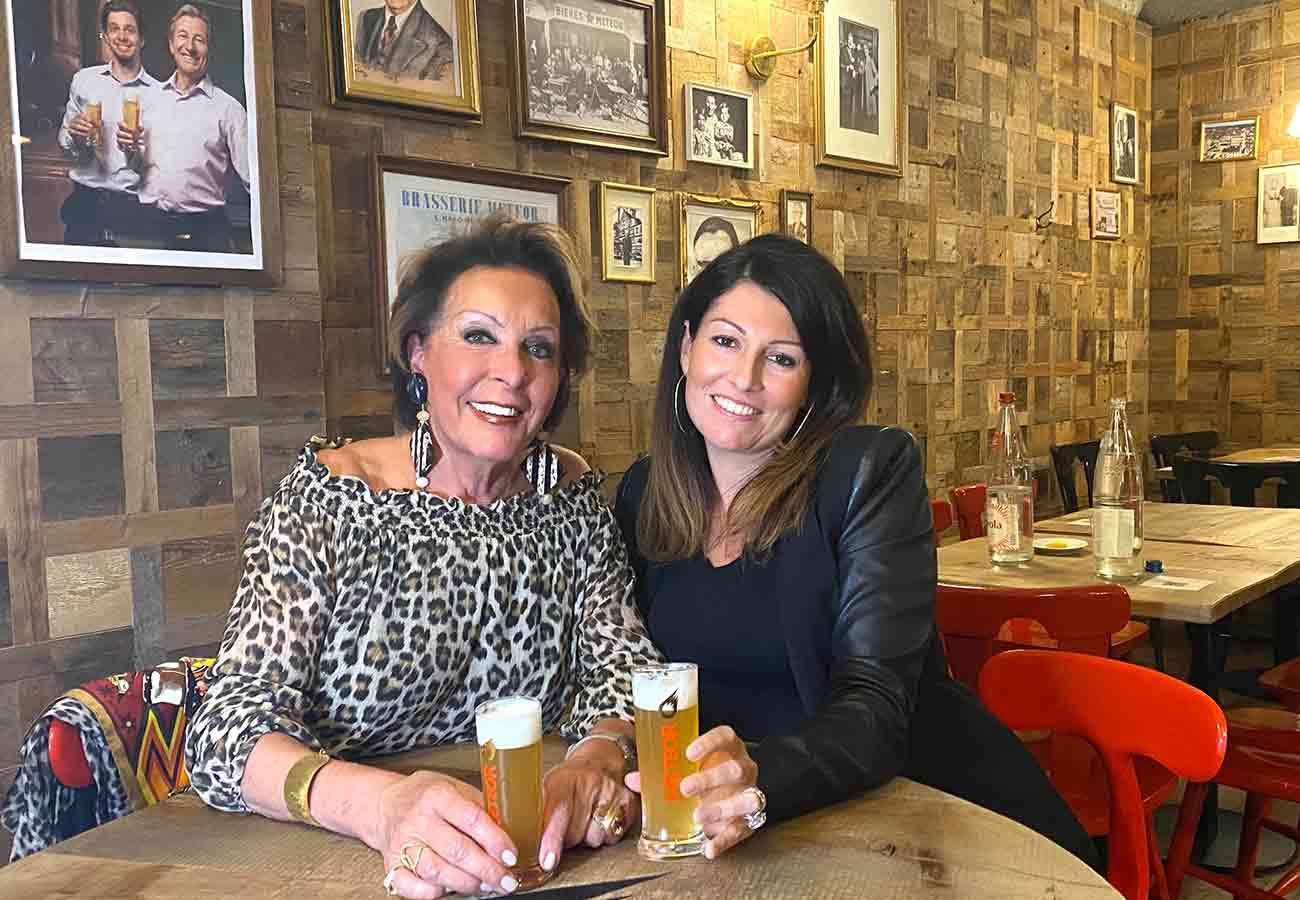 Brasserie Météor – Yolande Haag