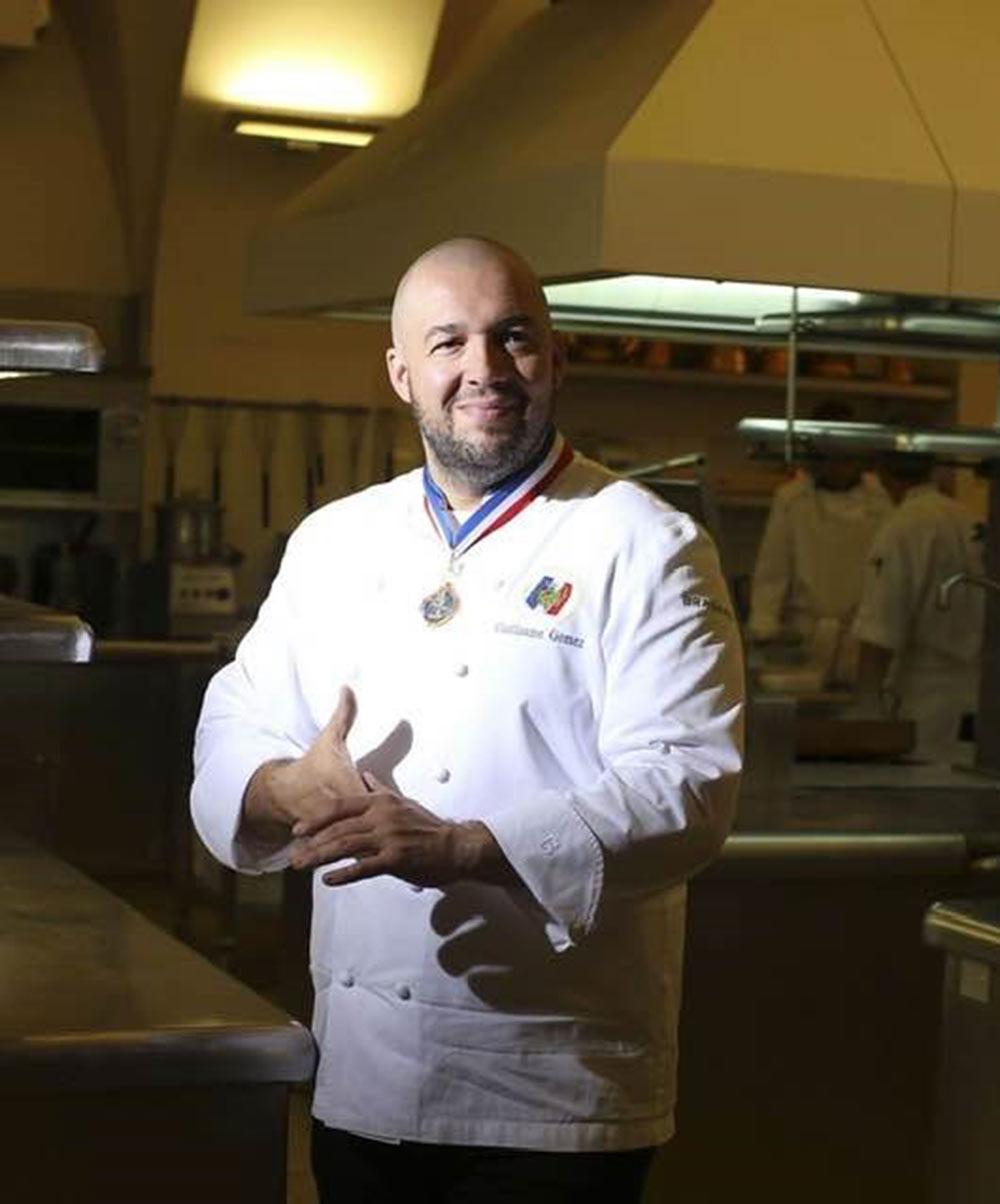 Guillaume Gomez - Cuisines de l'Elysée